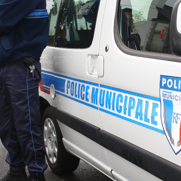 Police municipale/police nationale
