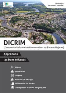 Plaquette DICRIM - Prévention risques majeurs