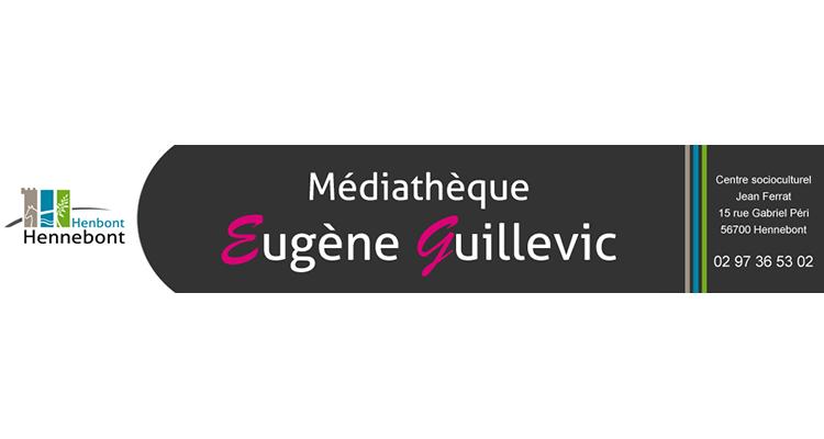 médiathèque eugène guillevic hennebont